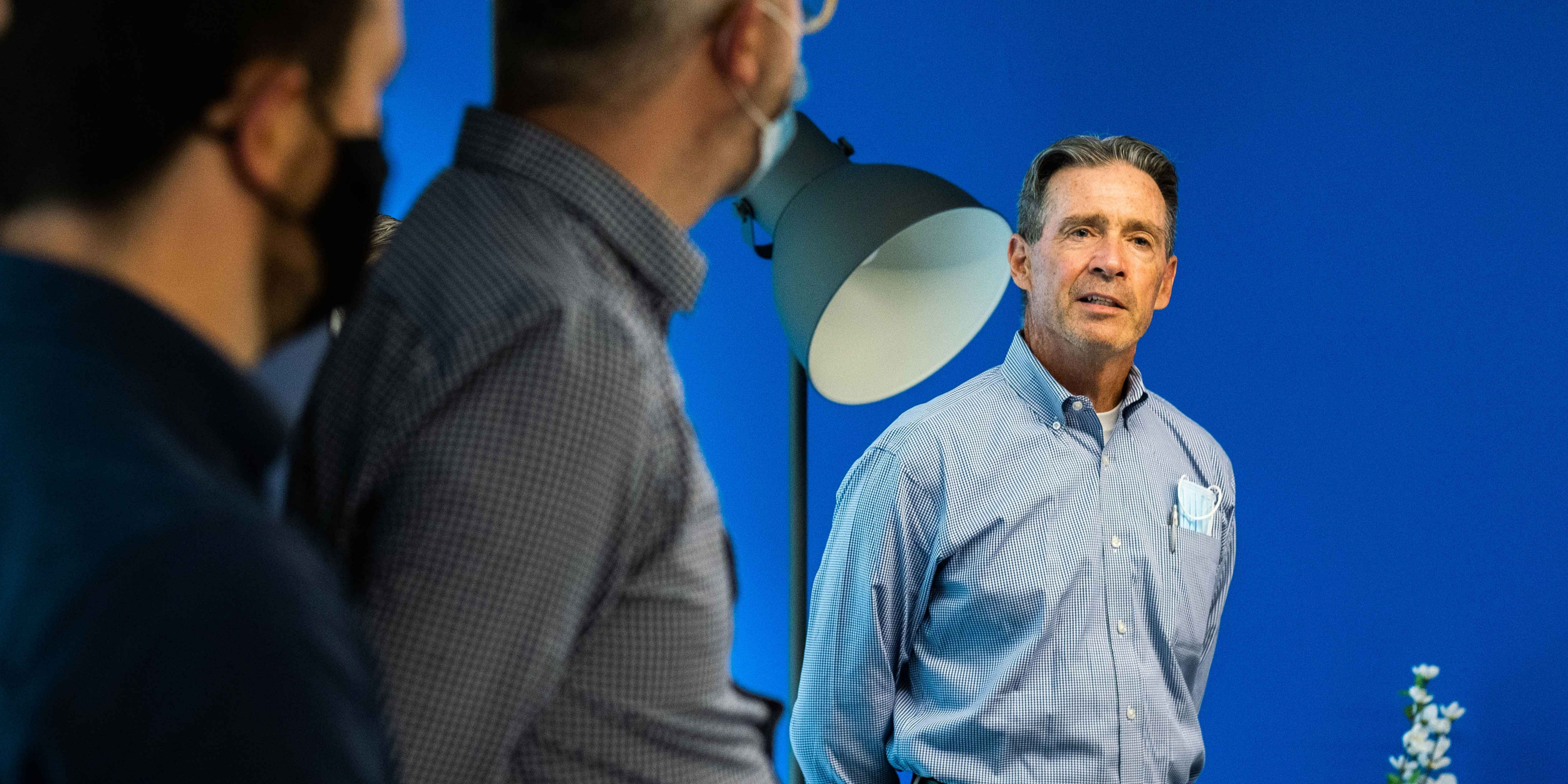 Brian Heery, MEPPI CEO visits Smarter Grid Solutions